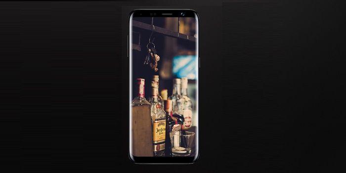 Bluboo S8 clon Galaxy S8