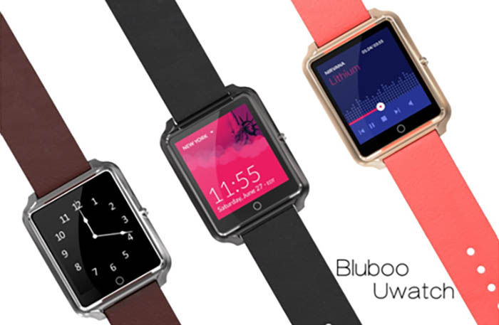 Blueboo uWatch con Android Wear
