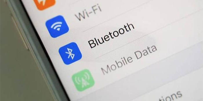 Bluetooth para compartir internet