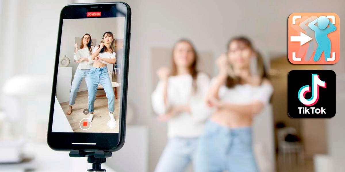 Body Zoom filtro TikTok sigue tus movimientos