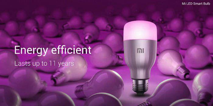 Bombilla de colores Xiaomi