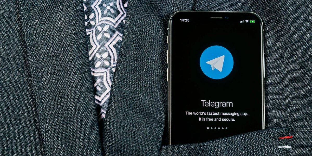 Borra tu usuario en Telegram