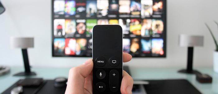 Borrar cache app Netflix Android TV