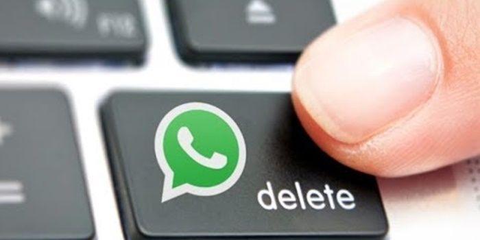 Borrar cuenta de WhatsApp para siempre