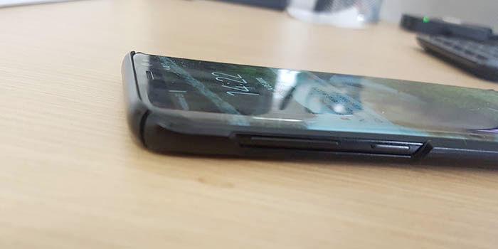 Boton Bixby Galaxy S8