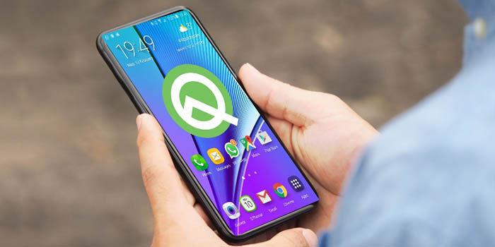 Burbujas de chat en Android Q
