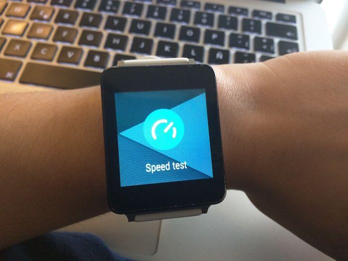 Buscar WiFis libres en Android Wear con una app