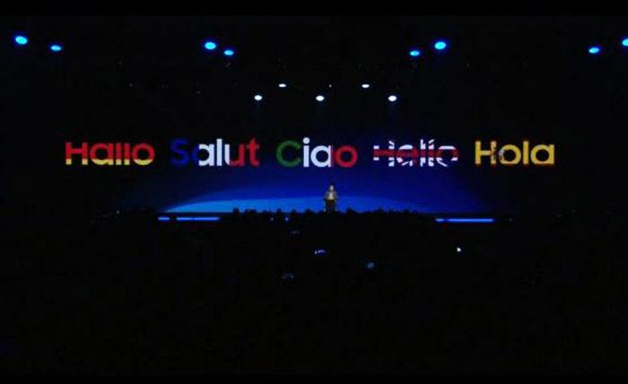 Bixby nuevos idiomas