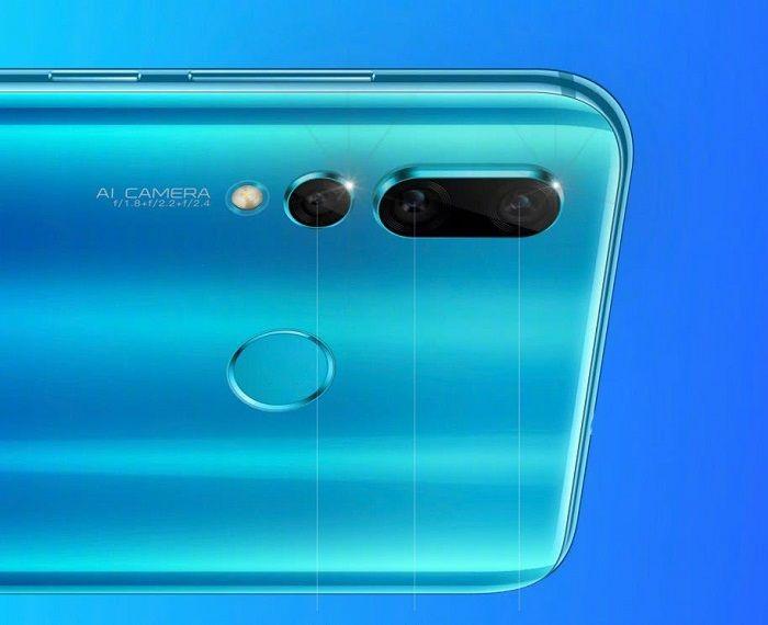 Cámara Huawei P30 Lite