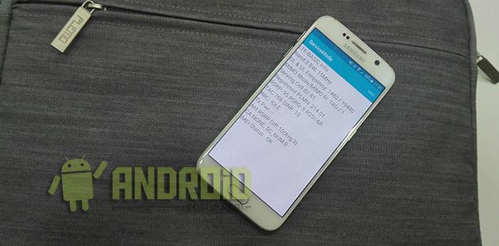 Código información de red en Android
