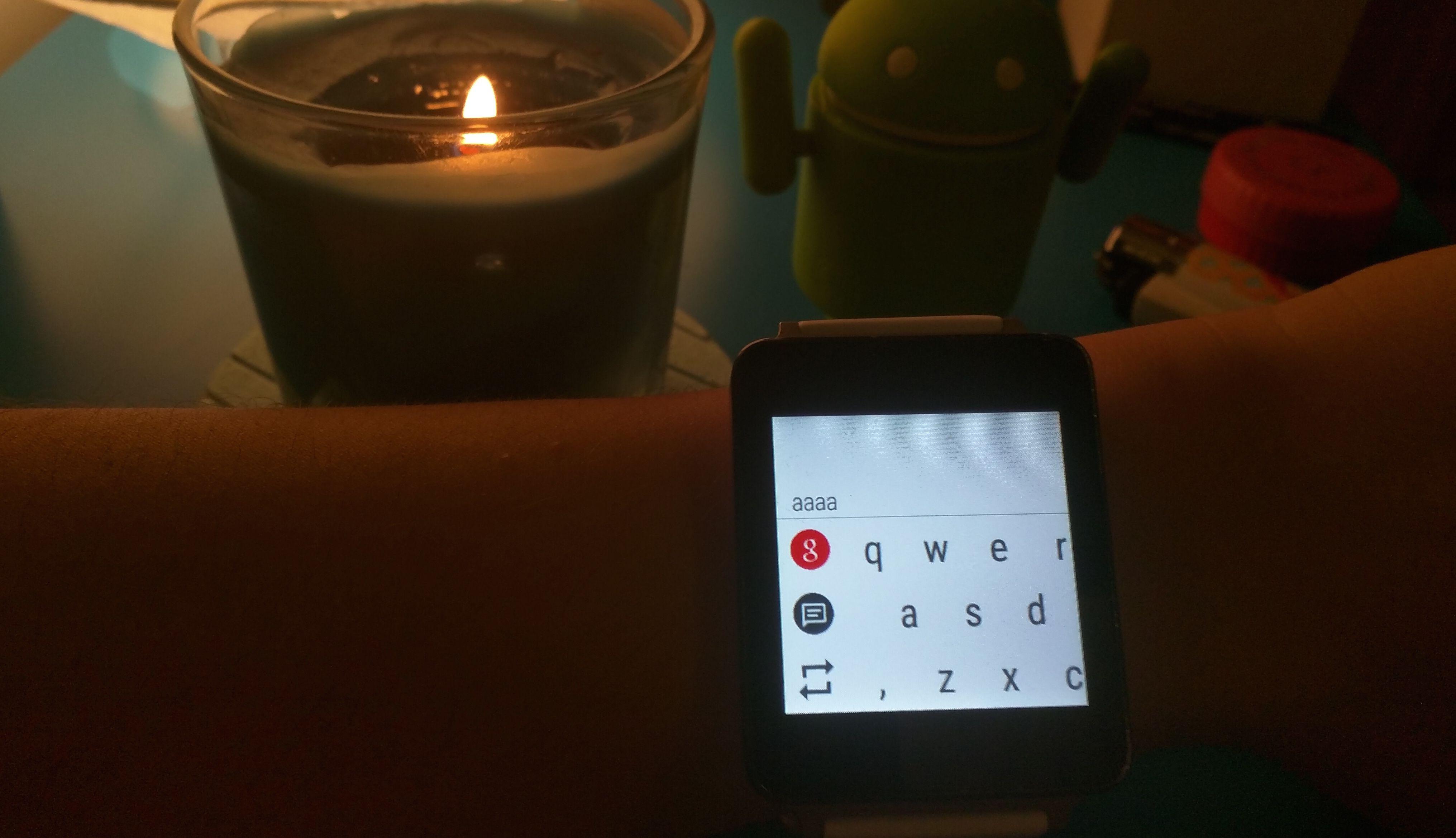 Cómo instalar un teclado en Android Wear