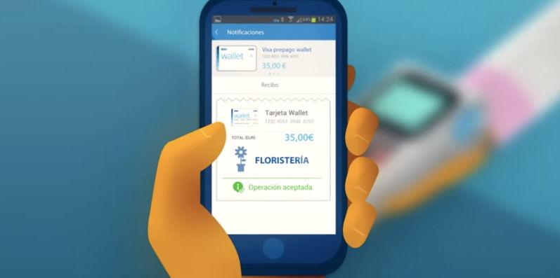 Cómo pagar con el móvil en España con BBVA Wallet