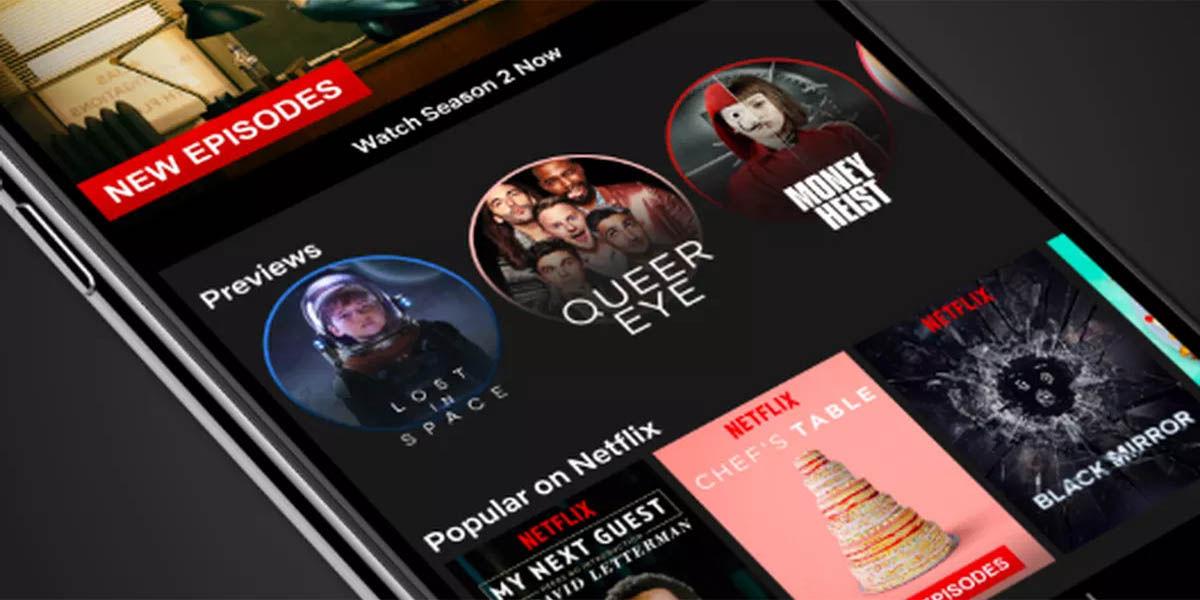 Cómo programar recordatorios en la app de Netflix