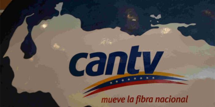 CANTV mueve la fibra nacional