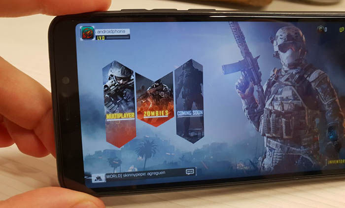 COD Mobile Androidphoria