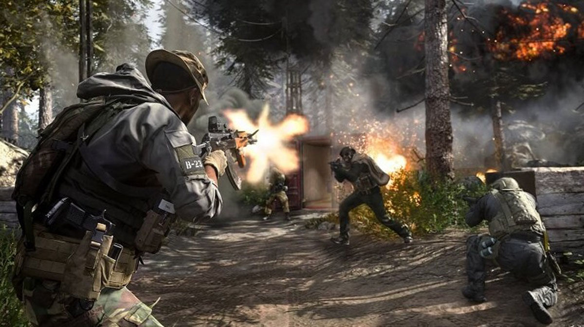 COD Mobile Modern Warfare
