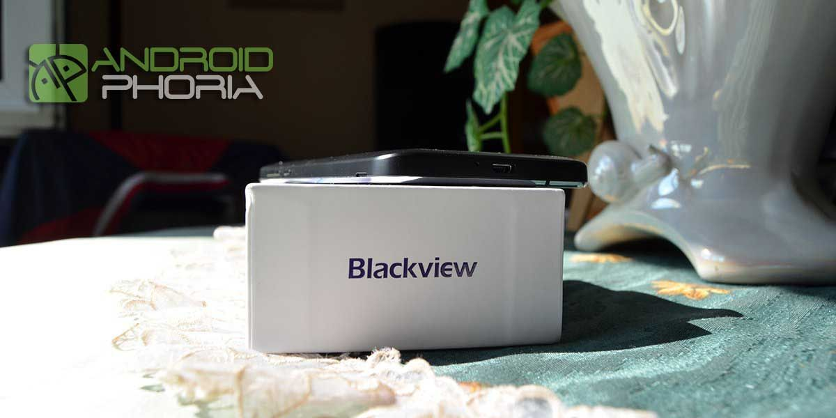 Caja Blackview A7