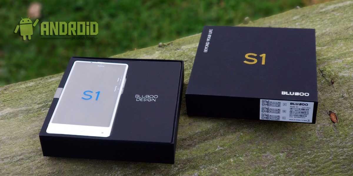 Caja Bluboo S1