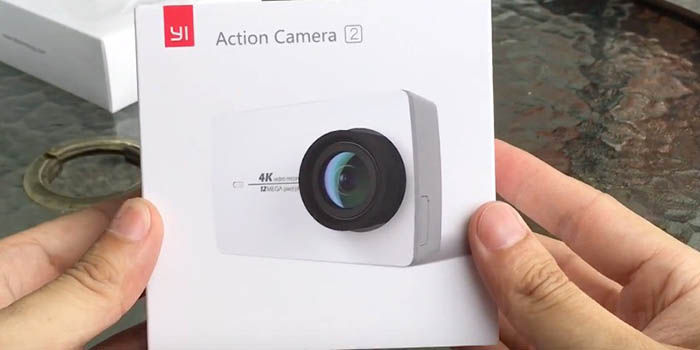 Caja Yi Action Camera 2