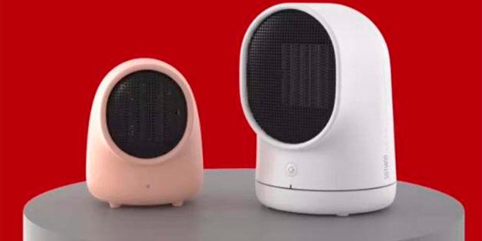 Calefactor de Xiaomi Yunmi
