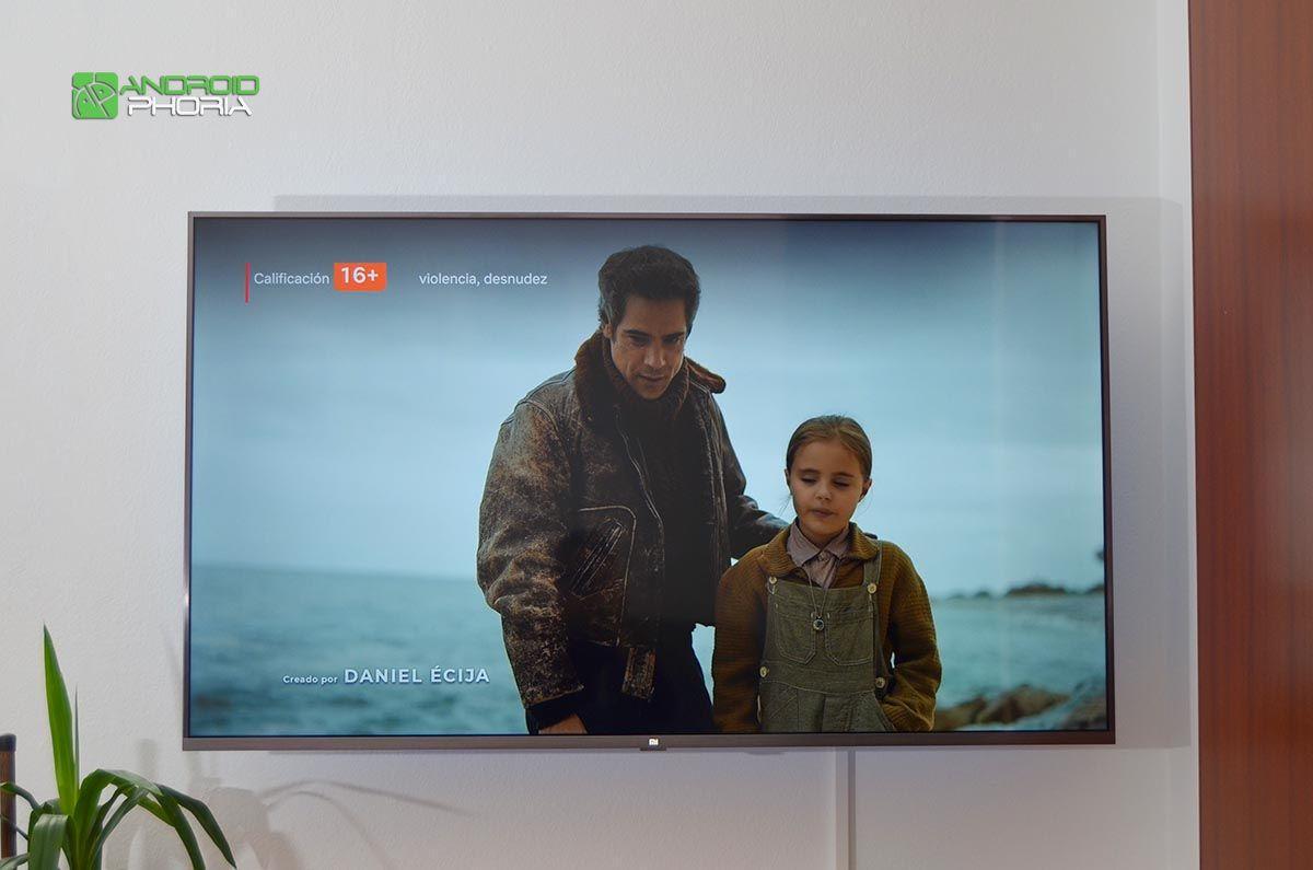 Calidad de imagen Xiaomi Mi TV 4S 55