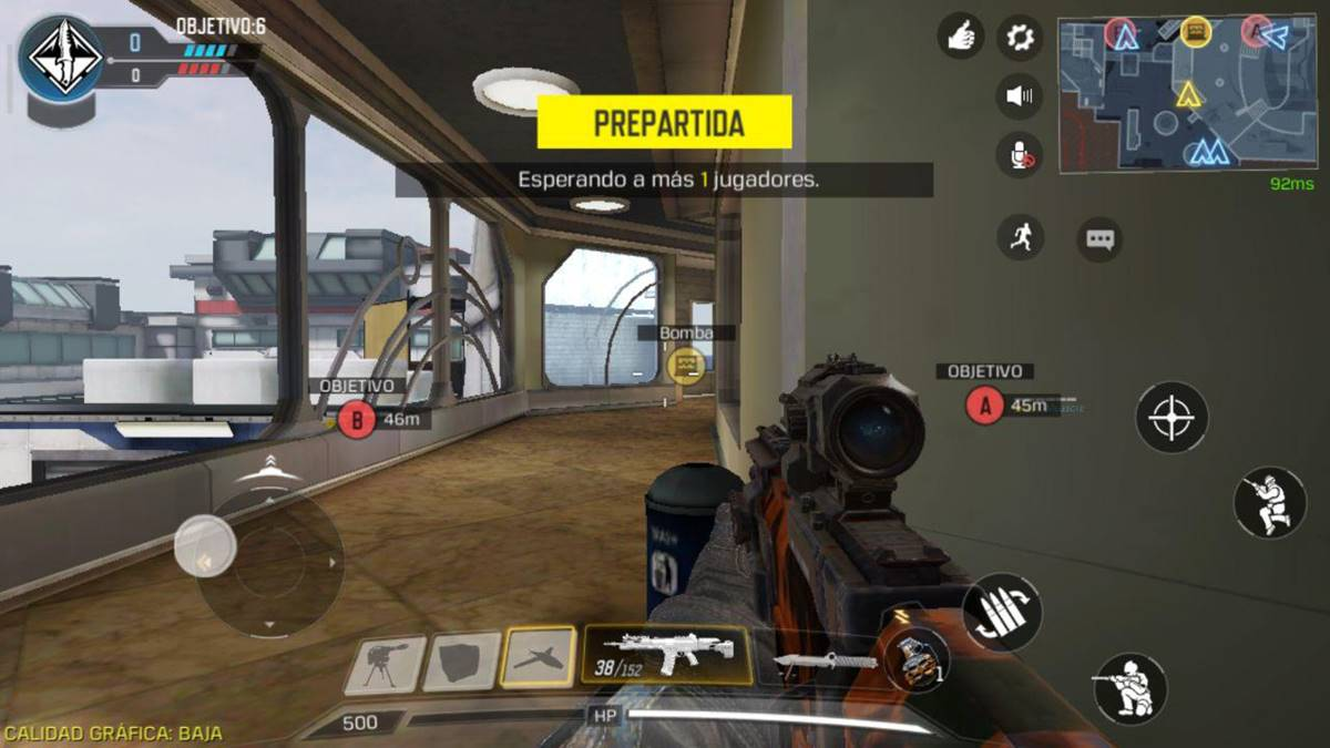 Call of Duty Mobile bombas