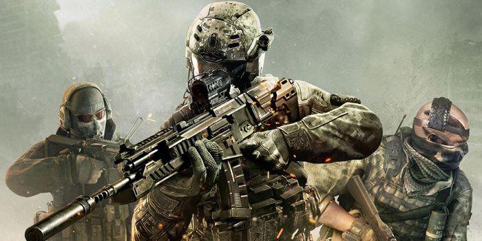 Call of Duty Mobile juego de armas