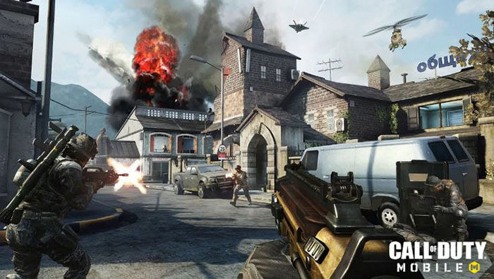 Call of Duty Mobile para Android