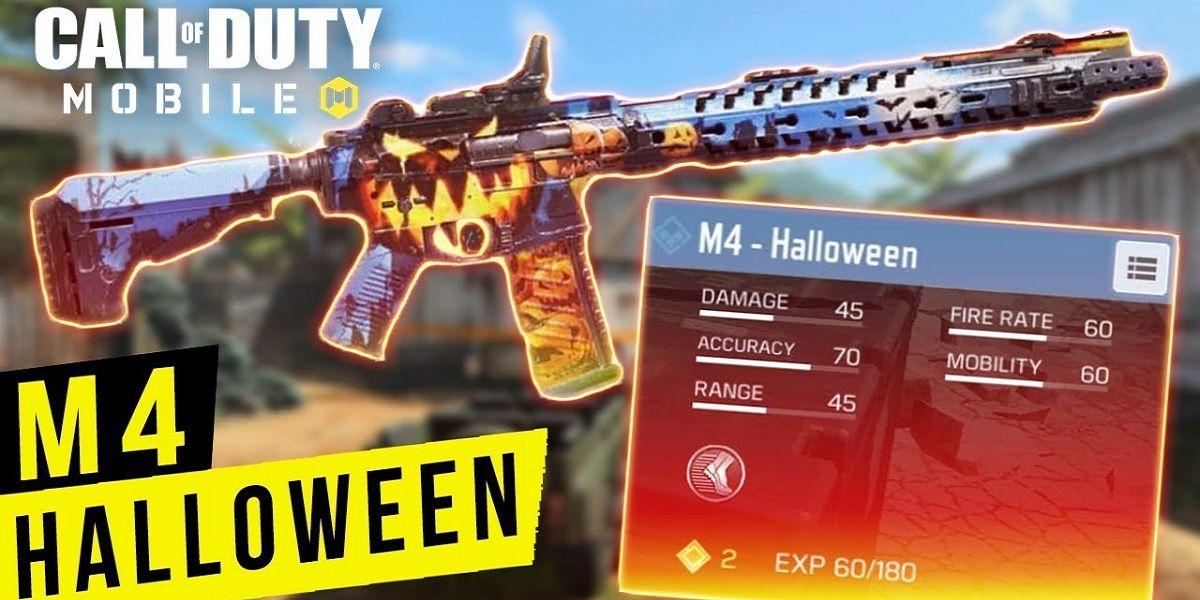 Call of Duty Mobile, proximas skins del evento de Halloween