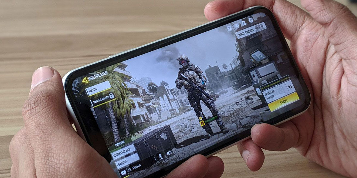 Call of Duty Mobile se congela solucion