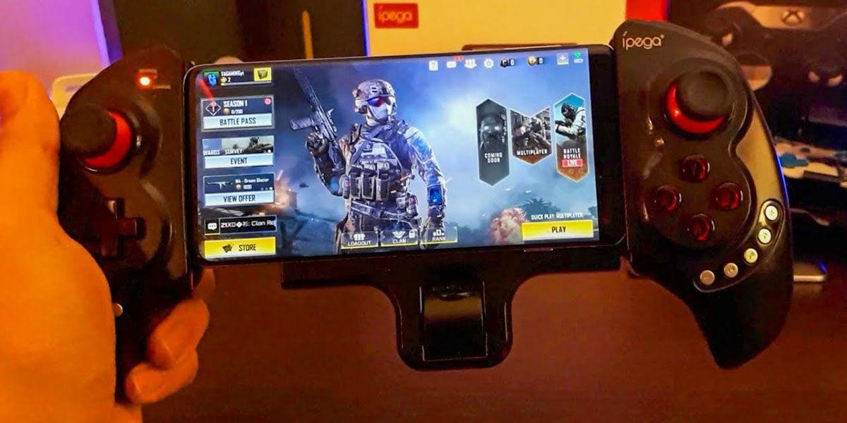 Call of Duty Mobile se queda en la pantalla de inicio solucion