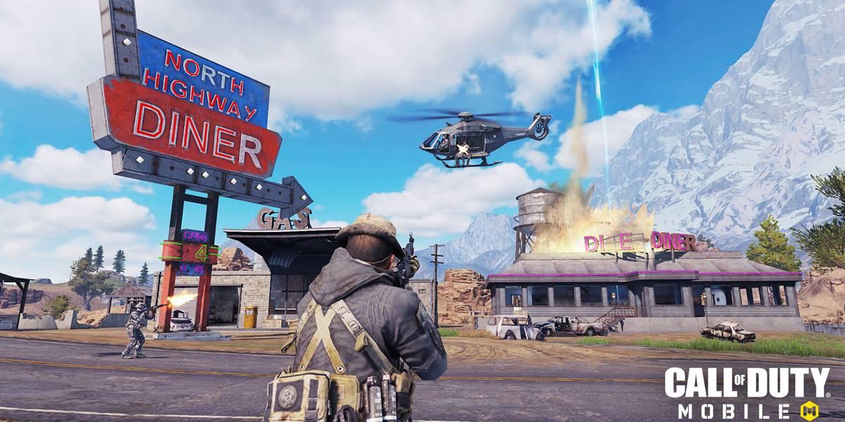 Call of Duty battle royale igualado