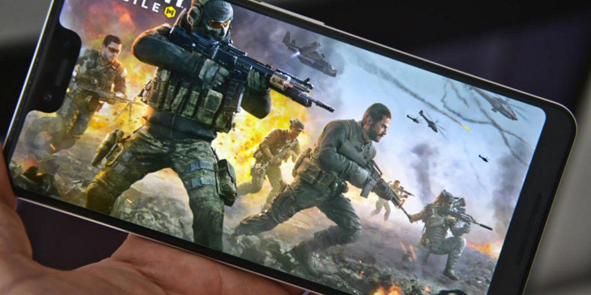 Call of duty mobile jugar con dos cuentas