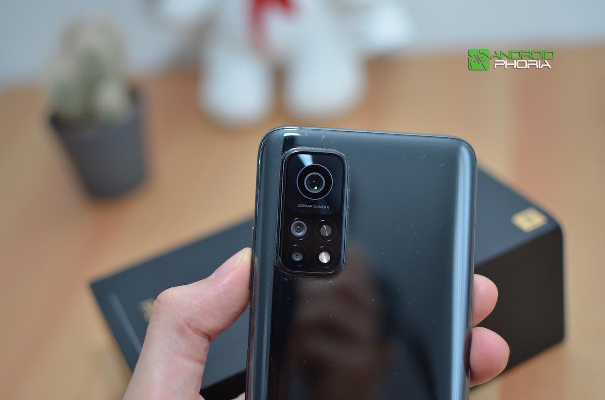 Cámara 108 MP Xiaomi Mi 10T Pro