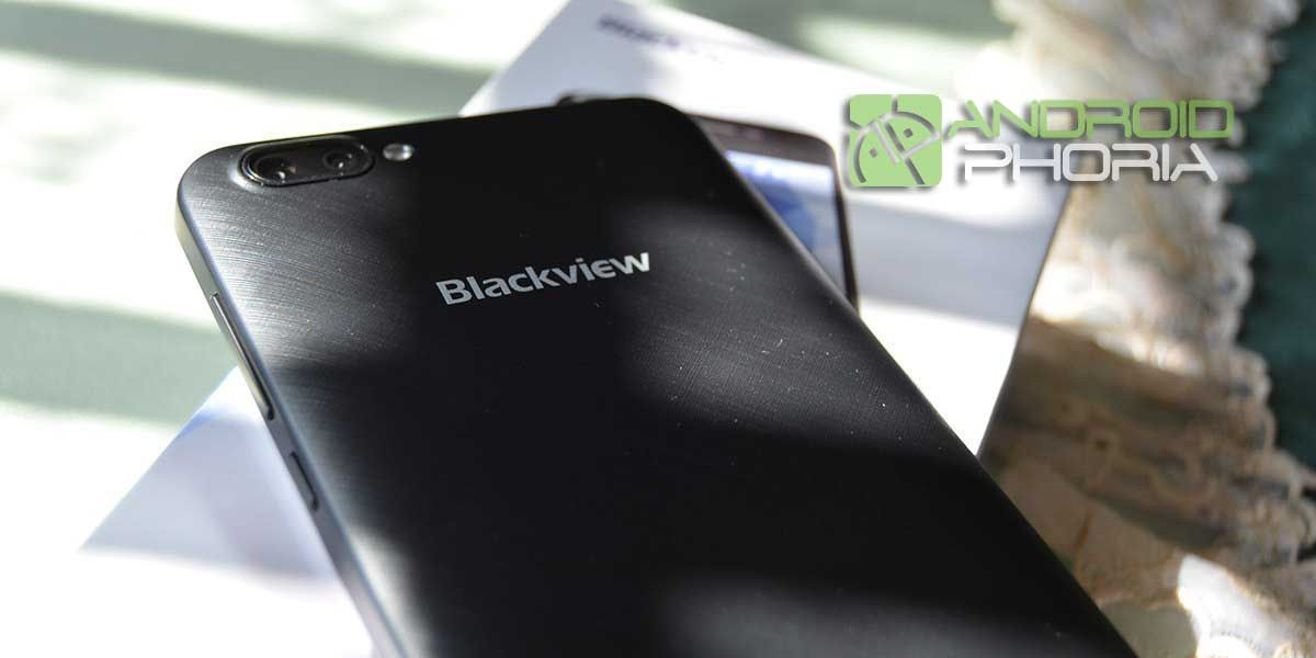 Camara Blackview A7