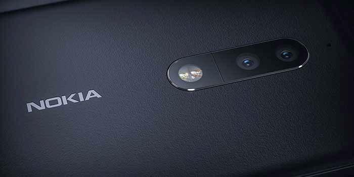 Cámara del Nokia 9