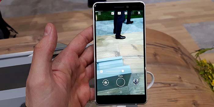 Cámara de Nokia en cualquier Android