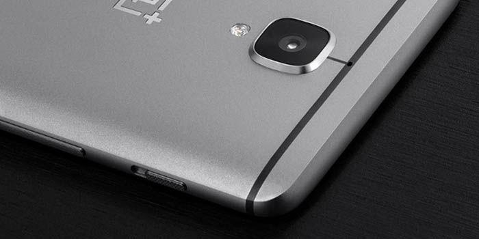 Camara OnePlus 3