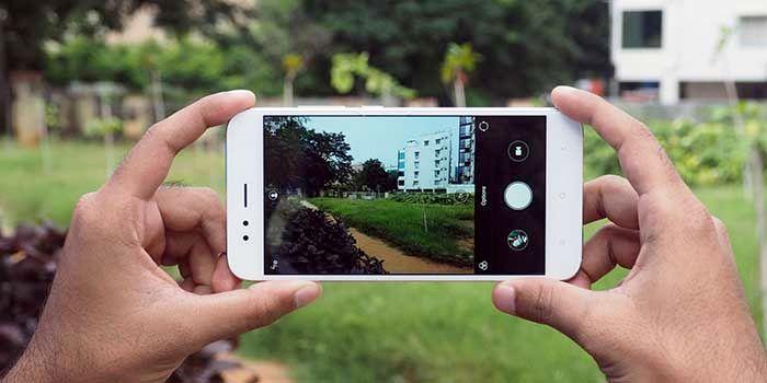 Camara Xiaomi Mi A1