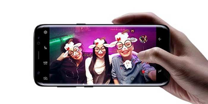 Camara del Galaxy S8 tendramodo retrato
