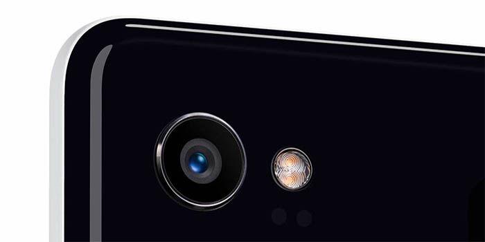 Camara del Google Pixel 2