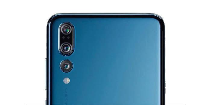 Camara del Huawei Mate 20 filtracion