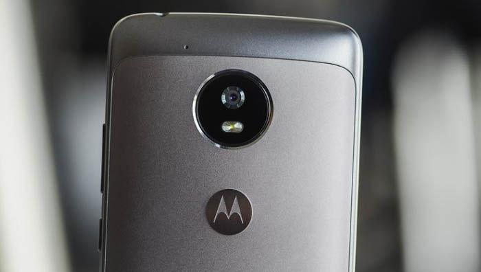 Camara del Moto G5