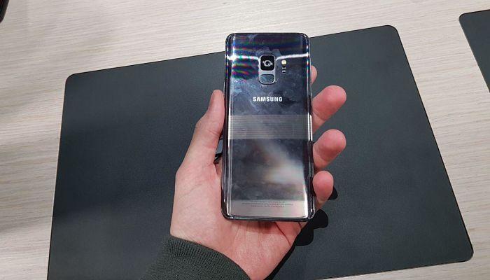 Camara del Samsung Galaxy S9