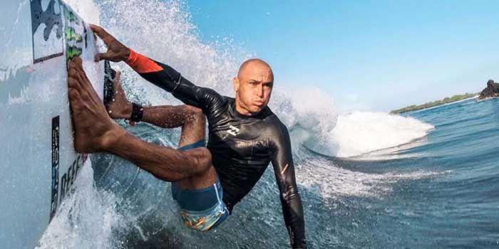 Cámara deportiva surf