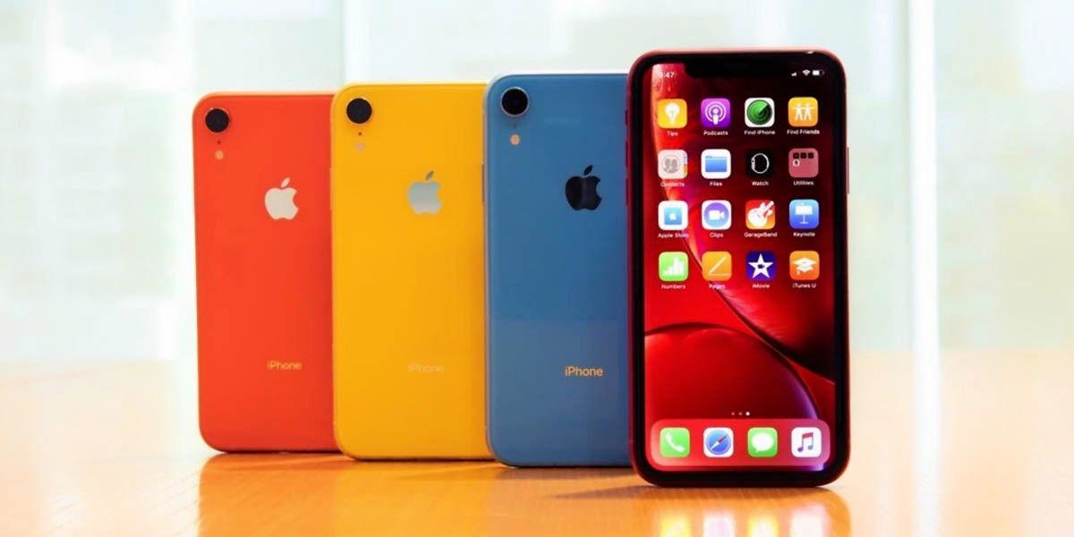 Cámara iPhone XR