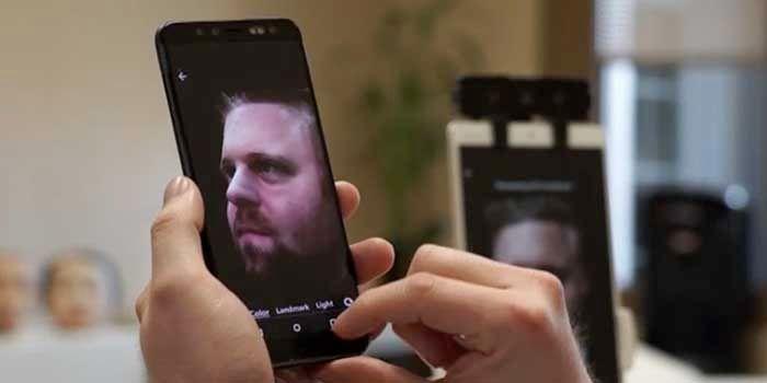 Camara selfies 3D Android