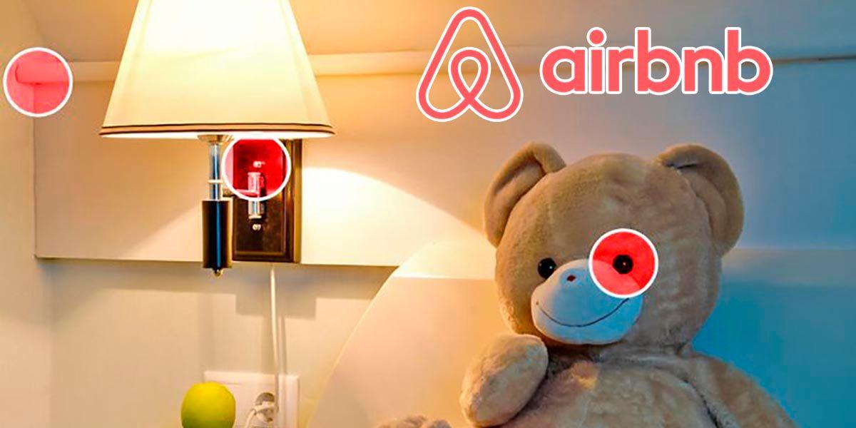 ¿Hay cámaras ocultas en los Airbnb? Eso dicen en TikTok
