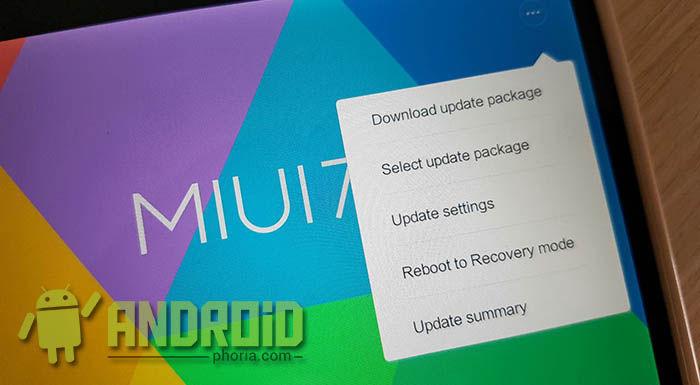 Cambiar ROM Xiaomi