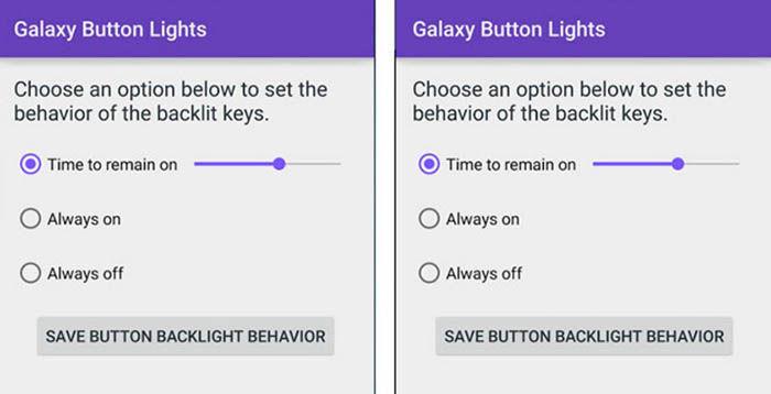 Cambiar botones capacitivos Galaxy S7